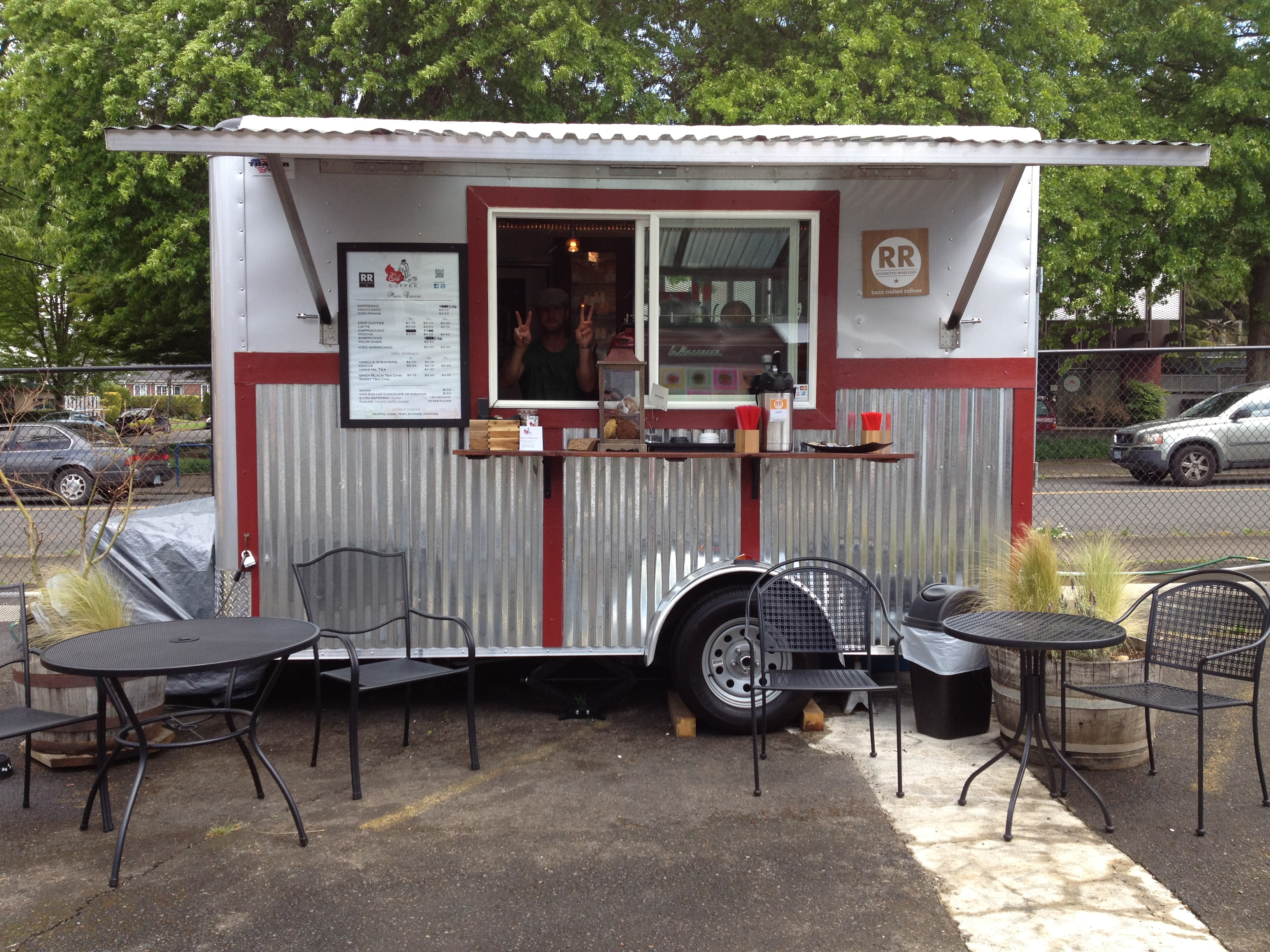Cafe Ole Coffee Truck