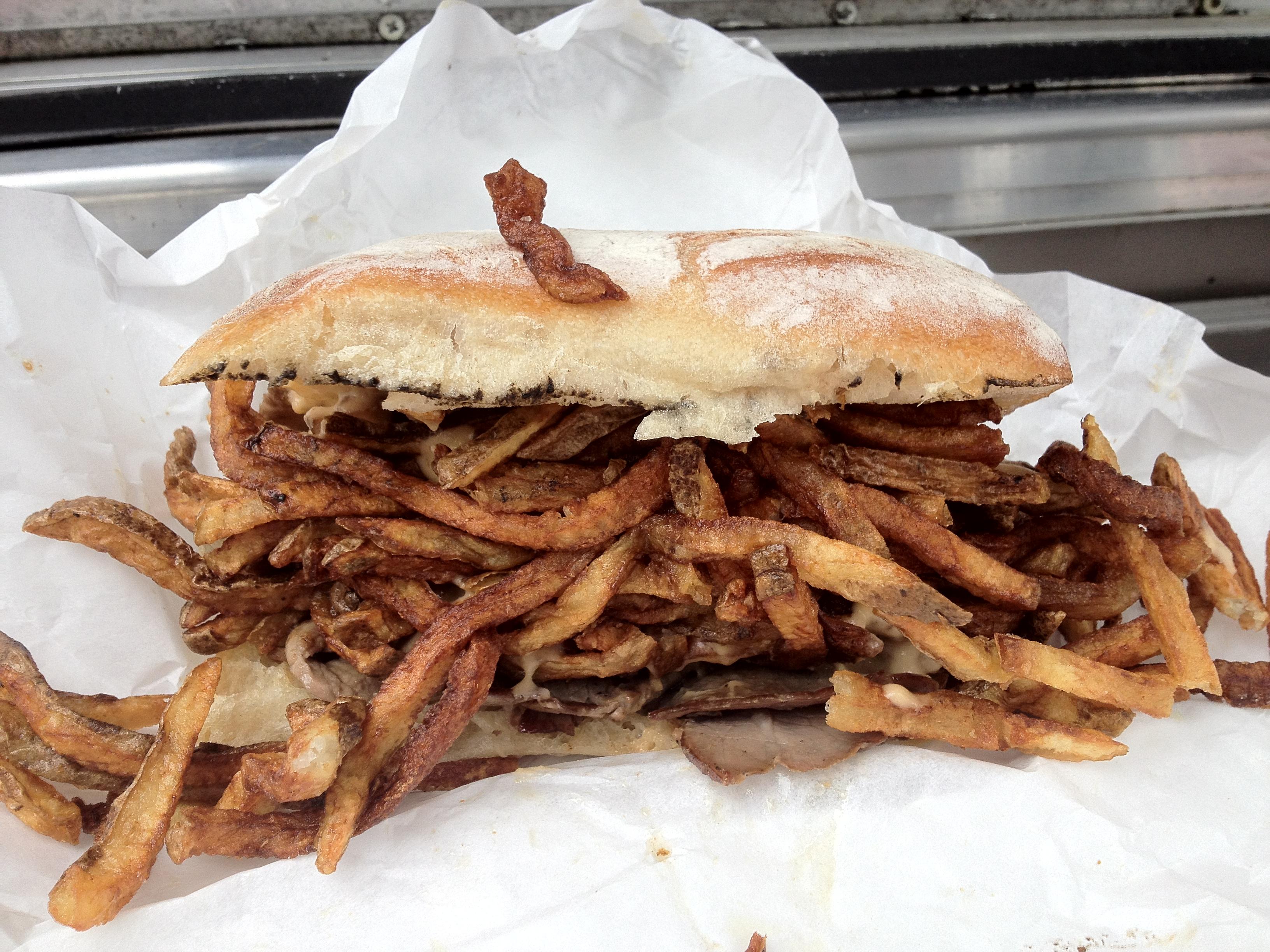 Big ass sandwich portland