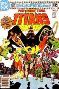 Teen Titans no 1