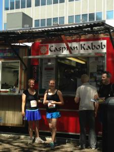 Caspian Kabob Food Cart