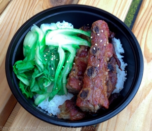 Mama Chow's Food Cart - Spare ribs 2