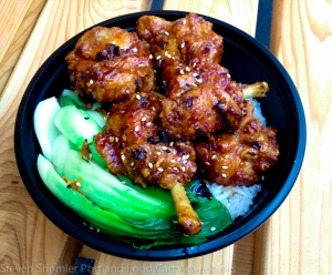 Mama Chows Kitchen Food Cart Lolllipop Chicken Wings 2