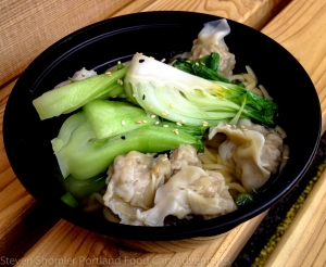Mama Chows Kitchen Food Cart Won Ton Noodle Soup 2