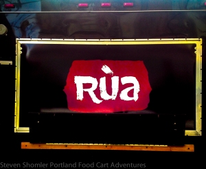 Rua  1 Food Cart