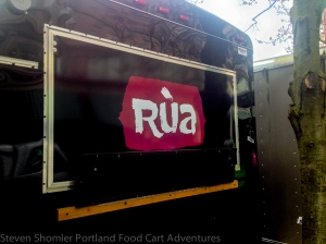 Rua Food Cart