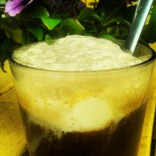beer floats