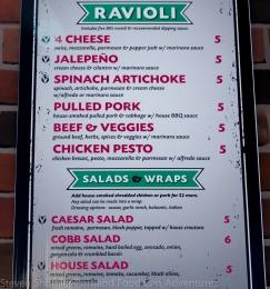 Lou's Toasted Ravioli Food Cart-22
