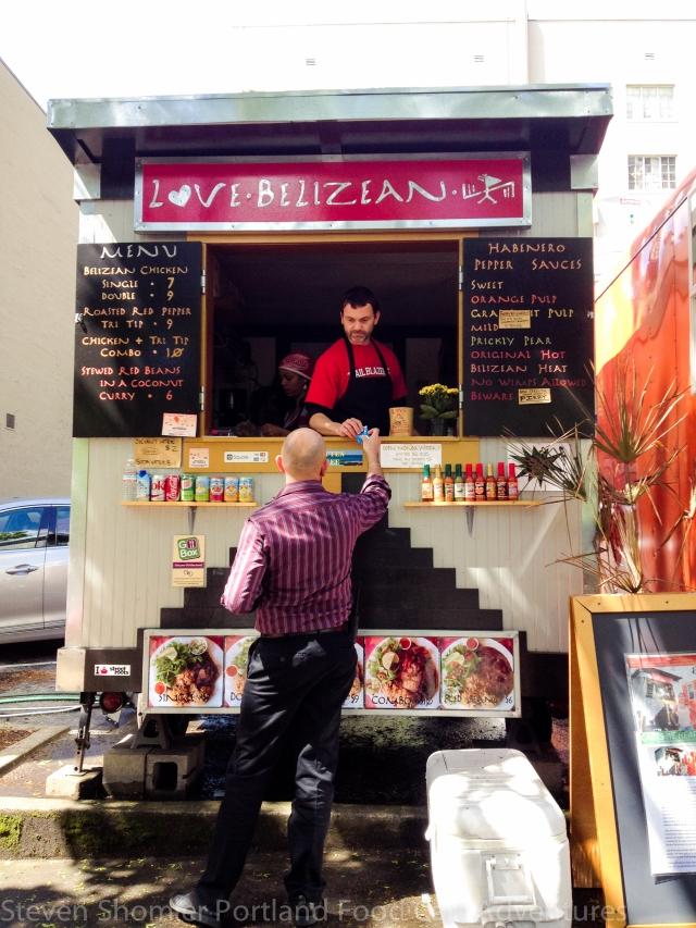 Love Belizean Food Cart -2