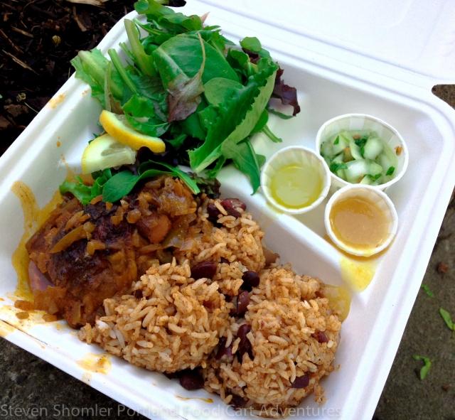 Love Belizean Food Cart -3
