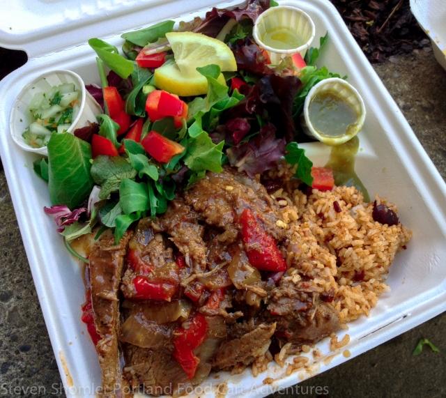 Love Belizean Food Cart -5