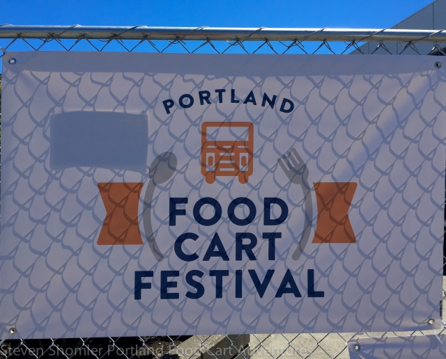 Portland Food Cart Festival at the Moda Center