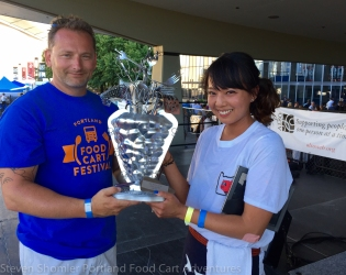 Portland Food Cart Festival 2015 -16