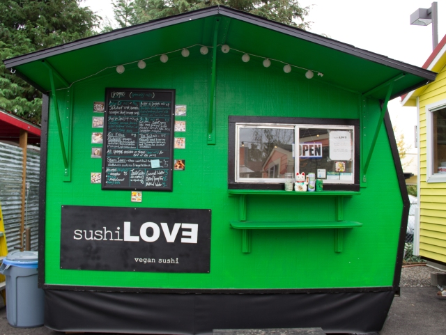 Piknik Park Food Cart Pod Portland Oregon