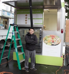 Happy Valley Station Food Cart Pod