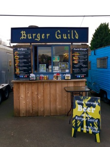 The Burger Guild Food Cart