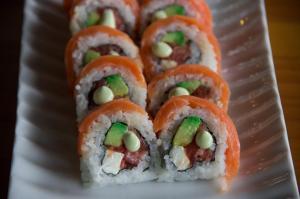 Wasabi Sushi Wasabi Roll