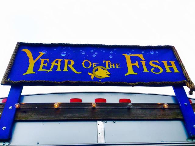 Year of the Fish Food Cart